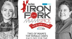 Iron Fork Competing Chefs