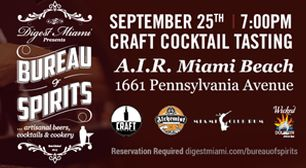 Bureau of Spirits Launch Party