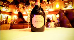 Laurent-Perrier Dinner at Tosca
