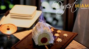 Watch Chef Jerome Maure Build DBGB's Baked Alaska